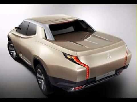 Mitsubishi GR HEV Concept 2013 Interior Exterior detail exclusive photo