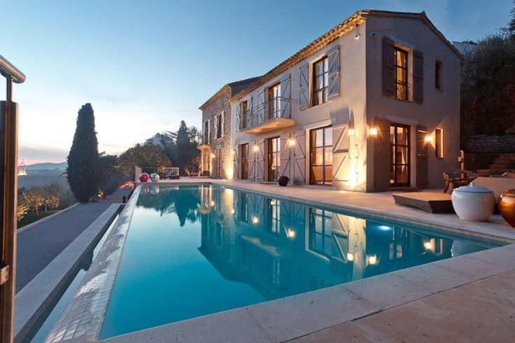 My villa in Cannes