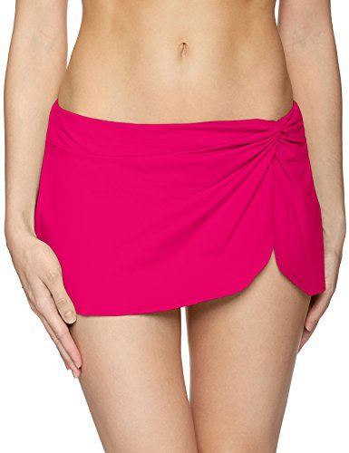 3ac5a8caf7 Anne Cole Women's Sarong Skirt with Built in Swim Bottom | Women ...