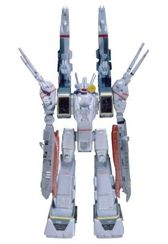 Macross Bandai Model Kit 1/8000 Scale Storm Attacker (Construction)
