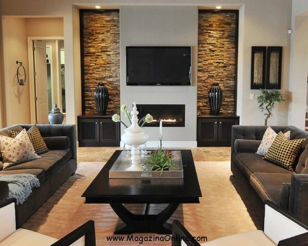 23 stunning modern living room design ideas 5