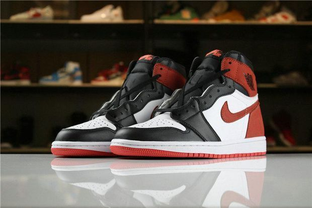 b208b8704d13 Nike Air Jordan 1 Retro High OG Track Red 555088 112 SUMMIT WHITE TRACK RED- BLACK