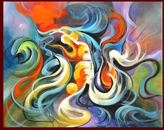 25 beste idee n over groot doek op pinterest grote doekschilderijen paars schilderij en - Teen moderne ruimte van de jongen ...