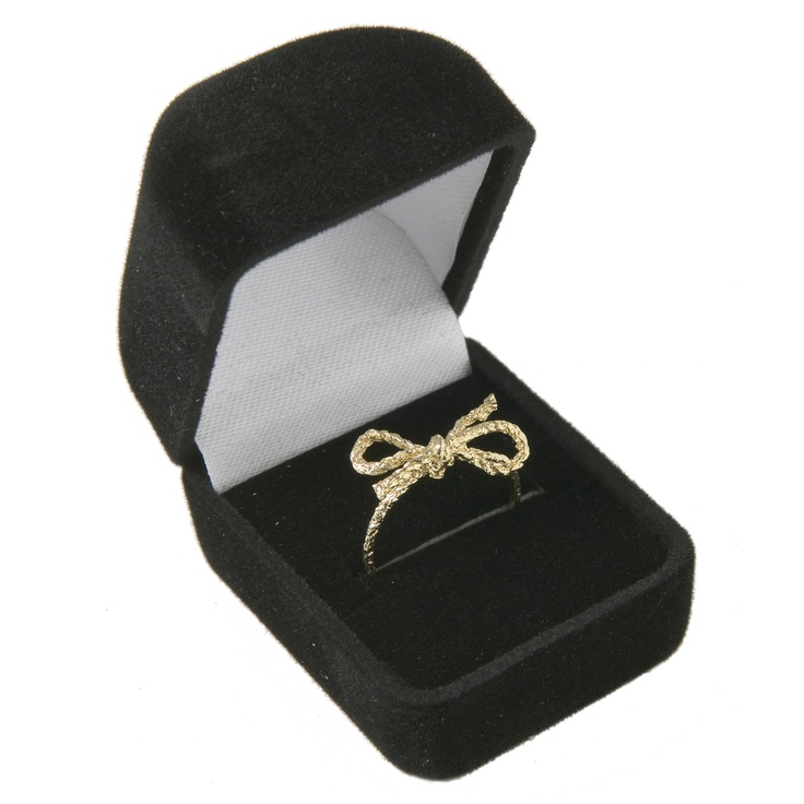 Forget Me Knot Ring - Gold   Cooper-Hewitt Shop