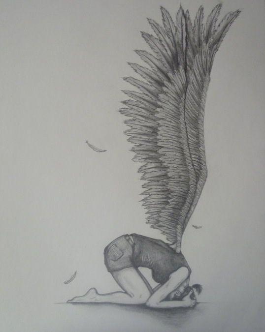 Angel 2 by LCAnsty.deviantart.com on @DeviantArt
