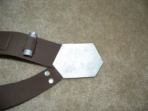 Belt construction