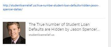 http://studentloanrelief.us/true-number-student-loan-defaults-hidden-jason-spencer-dallas/