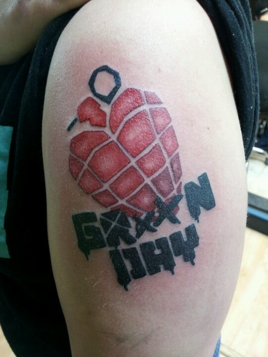 17 best images about green day tattoos. Black Bedroom Furniture Sets. Home Design Ideas
