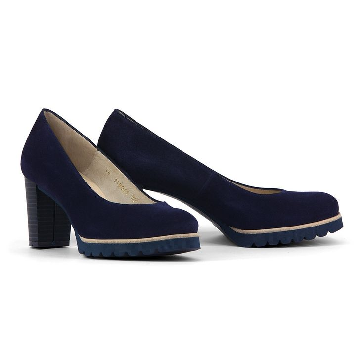 Zapatos azules formales Gadea para mujer UrQHrYw3fA