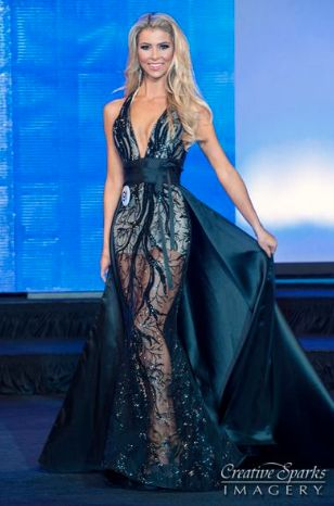 Miss Massachusetts USA 2016 Evening Gown: HIT or MISS | http://thepageantplanet.com/miss-massachusetts-usa-2016-evening-gown/