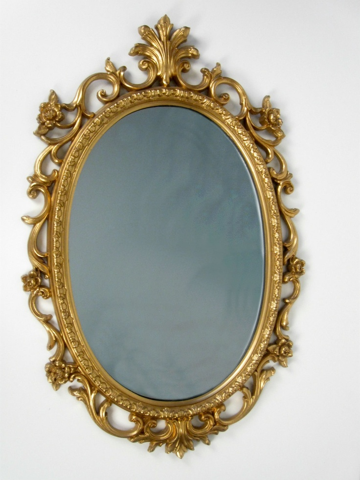 17 best images about baroque on pinterest baroque for Baroque oval wall mirror
