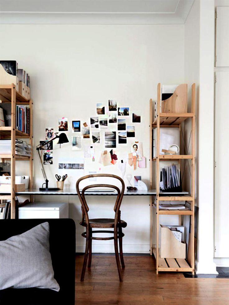 25 ideias de home-office para você se inspirar - limaonagua