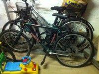 Occasione bicicletta mountainbike, 40€.Ps. IlMercatino dell'usato La Ruota Onlus, di via San Michele 15 - Gorizia, cf 91041700310, è nat