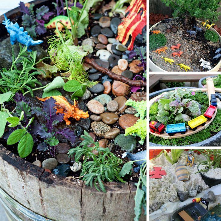 97cb3815ca810a99e8f188db075c2e81 - Fairy Gardens For Kids To Make