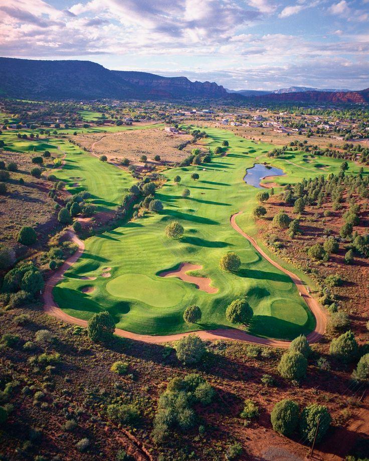 Sedona Golf Course Photo Gallery | Sedona Golf Resort
