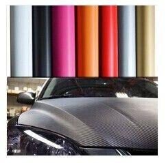 152*300 СМ Горячие Продажи 3d-углеродного Волокна, углеродного Волокна Украшения Автомобиля Стикер, Много не Красит Вариант Бесплатная доставка