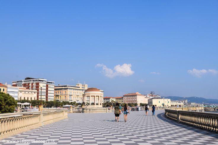 Terrazza Mascagni, Cosa vedere a #Livorno #LivornoBlogTour