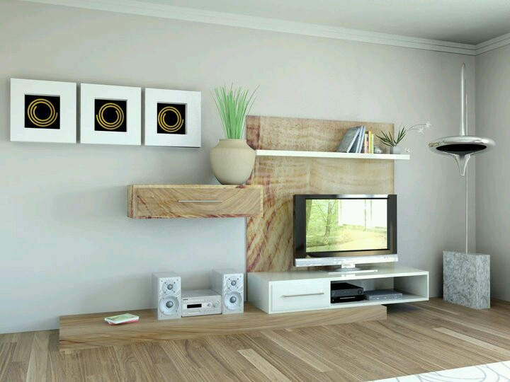 Tv unit design getting creative interior design studio 39 s for Bedroom designs with tv unit