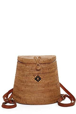 Handcrafted in Indonesia These beautiful Ata Bags are hand crafted by  Balinese women working from their 5356d2a04b9c7