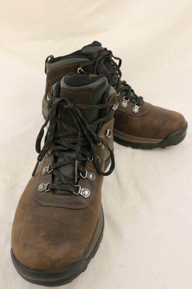 106bb3e08d0 Advertisement(eBay) Mens Size 10 Timberland 'Flume' Brown Waterproof ...