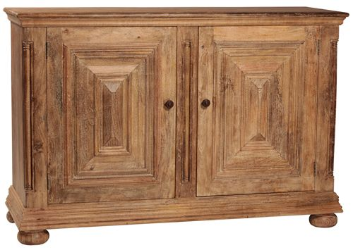 Upstairs Downstairs Furniture - Lido Sideboard, Sienna Finish,  Width: 66.00 Height: 44.00 Depth: 23.00