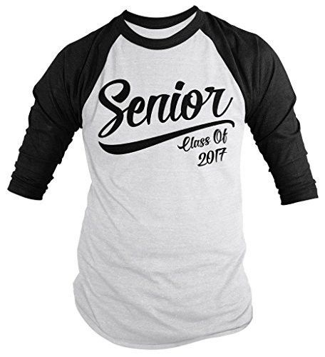 let everyone know youre graduating in the class of 2017 with this custom senior