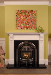 Fires of Tradition | Mantels for Valor Fireplaces - Mantels, slips, hearths…