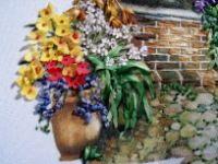Gallery.ru / Peter Motz Autumn garden. Осенний сад. - Peter Motz Autumn garden. Осенний сад. - mycraft