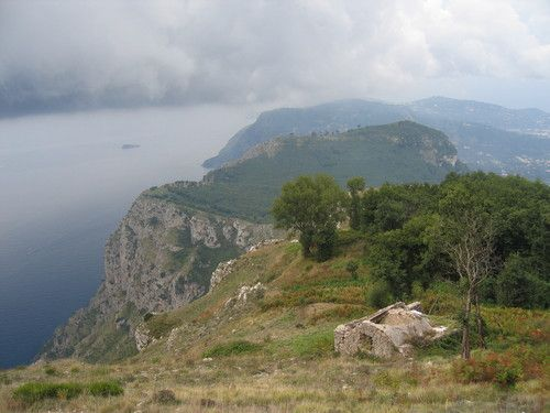 Hike from Sorrento to Positano - Sorrento, Italy - 4 hrs. Go in fall (sept) for ripe blackberries along the way! Sign me up!