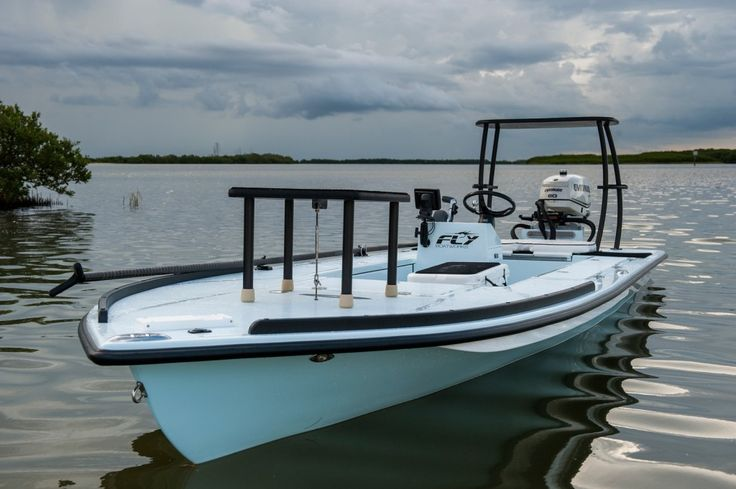 1000 images about flats and bay boats on pinterest for Fly fishing boats