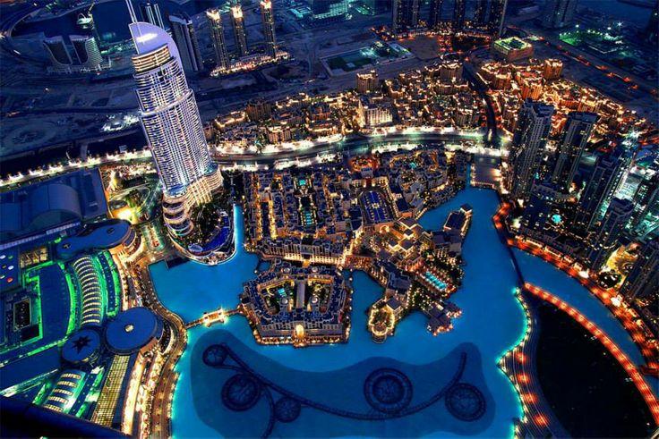 Somewhere in Dubai