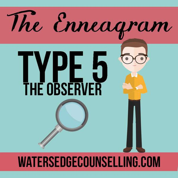 NEW INFOGRAPHIC: The Enneagram Type 5