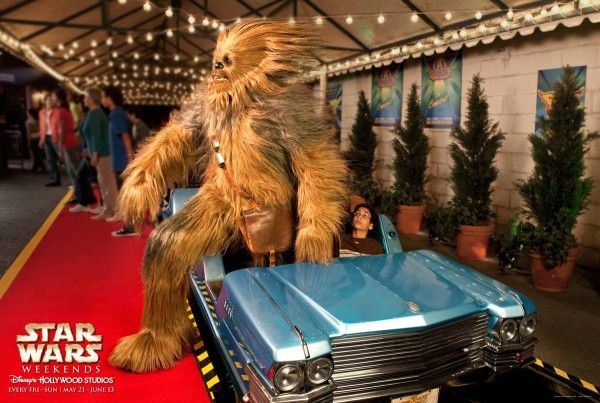 Pôsters dos Finais de Semana de Star Wars na Disney | Garotas Nerds