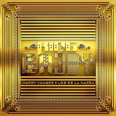 King Daddy by Daddy Yankee. Listened to on August 3.