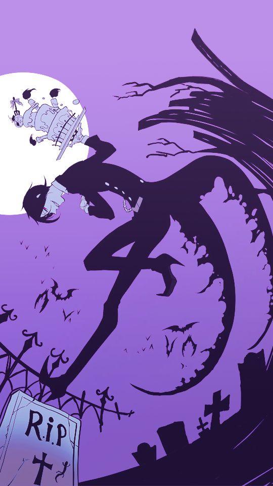 Kuroshitsuji / O estranho mundo de Jack