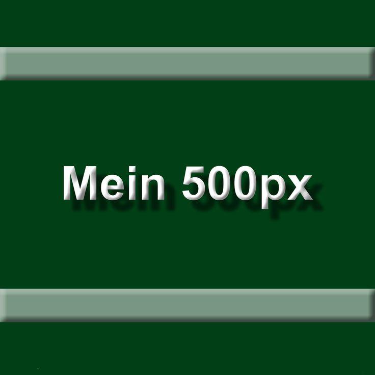 Mein 500px