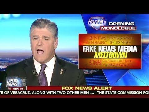 Sean Hannity 8/23/17 - Hannity Fox News Today August 23, 2017 Joe Arpaio Interview, MSESPN, Trump - YouTube