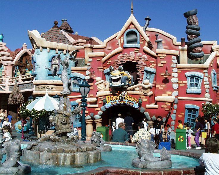 Disneyland-California