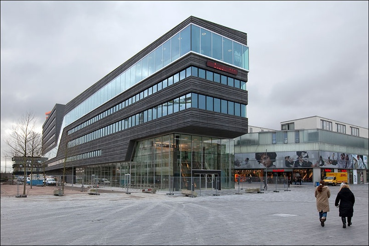 The Library, Almere, The Netherlands