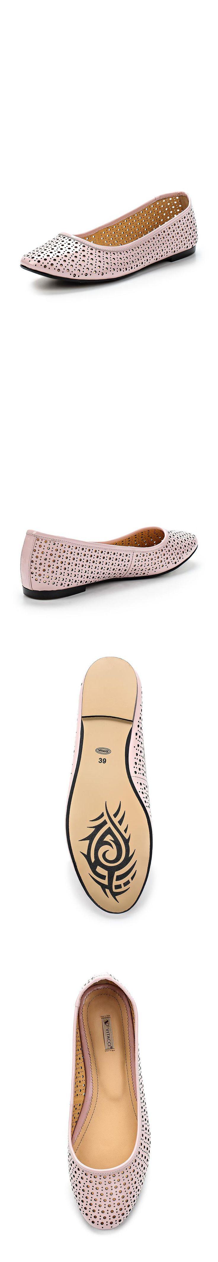 Женская обувь балетки Vitacci за 6899.00 руб.