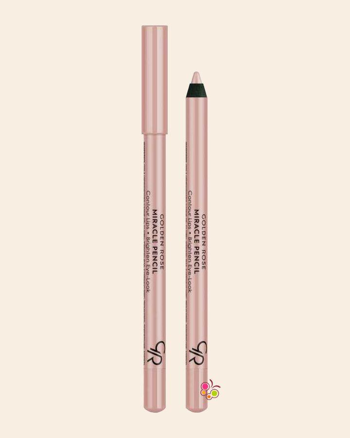 GOLDEN ROSE Miracle Pencil Contour Sihirli Göz ve Dudak Kalemi