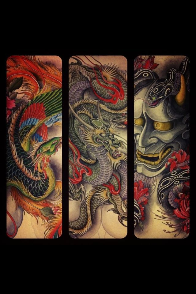 24 best images about tattoo on pinterest big tattoo for Dragon and samurai tattoo meaning
