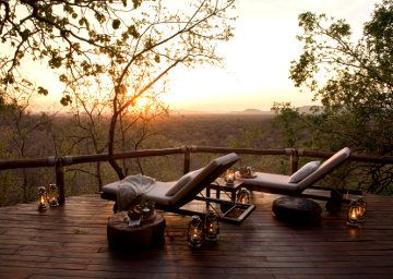 View from a suite © Madikwe Hills Private Game Lodge. Vanessa Lewis