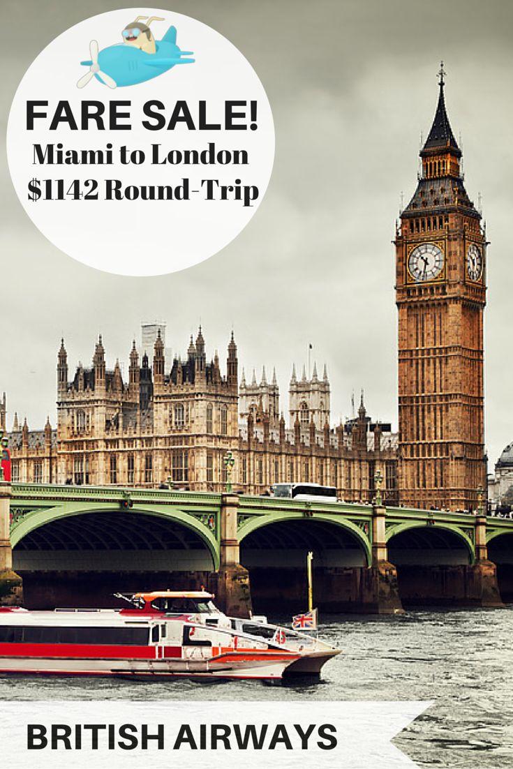 Economy Sale Flights to London | Low Fare Flights | Virgin ...