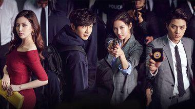 Bad Thief, Good Thief - 40? episodes (2017) *Ji Hyun Woo, *Seohyun, *Im Joo Eun & *Kim Ji Hoon