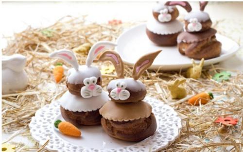 chocolate bunny #recipe