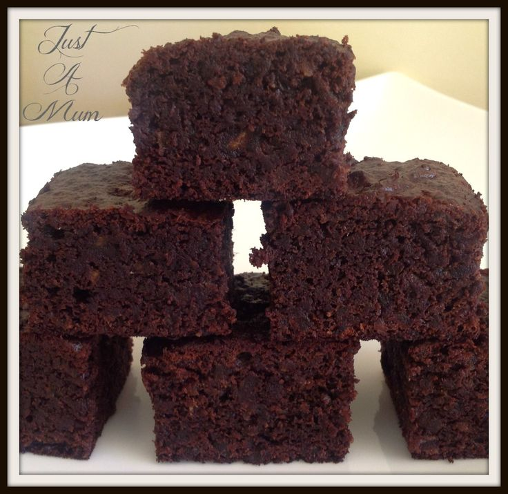 Delicious Sugar-Free, Flour-Free Chocolate Brownie - GLUTEN FREE
