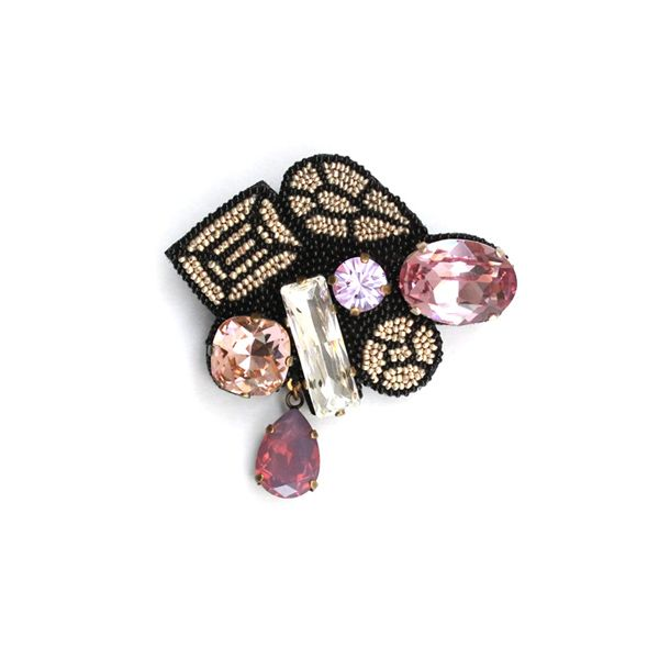 BROOCH | ACCESSORIES | GALLERY | maison des perles|メゾン・デ・ ペルル