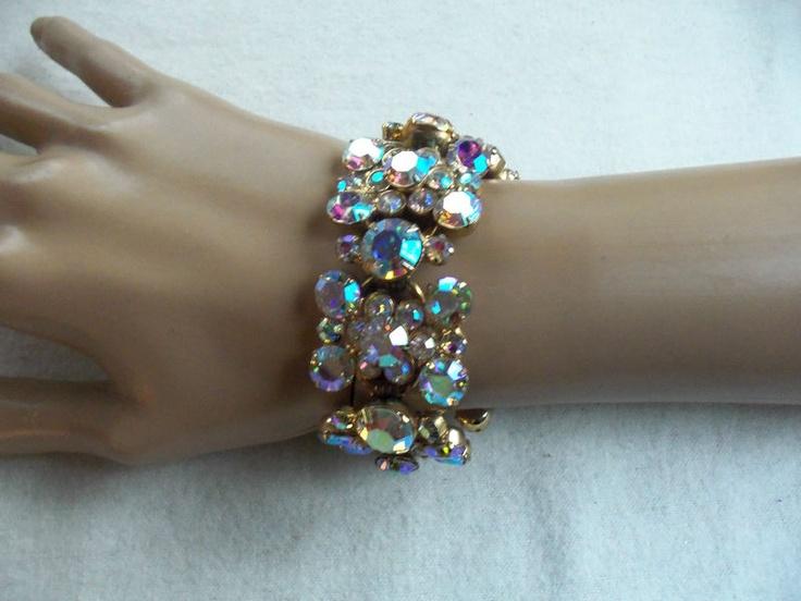 Vintage Aurora Borealis Jewelry