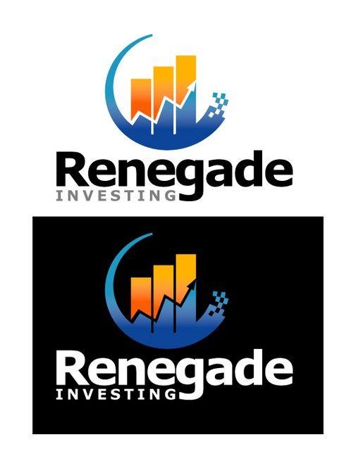 logo for finance website by Ingenious Design